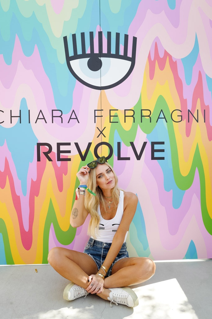 Revole Coachella Party Chiara Ferragni 2017